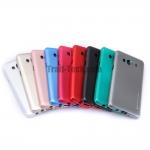 Samsung Galaxy J7 - เคส TPU i-Jelly Metal Case by GOOSPERY (Mercury) แท้