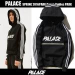 Hoodie PALACE BLACK 16ss -ระบุไซต์-