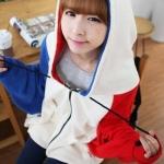 เสื้อคลุมกันหนาว สุดน่ารัก ใหม่ล่าสุดจากเกาหลี พร้อมส่งค่ะ