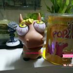 ตุ๊กตาบีบตาทะลัก ม้า