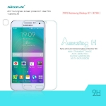Samsung Galaxy E7 - กระจกนิรภัย Nillkin Amazing H แท้