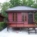 บ้านน็อคดาวน์ บ้านโมบาย บ้านสำเร็จรูป ขนาด3*4เพิ่มระเบีง2*4
