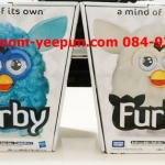 Furby สีฟ้าล้วน