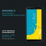 Samsung J6 2018 - กระจกนิรภัย Nillkin Amazing H แท้