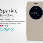 Samsung Note7 / Note FE - เคสฝาพับ Nillkin Sparkle leather case แท้