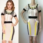 HV131 / Preorder Herve Leger Dress Style พรีออเดอร์เดรสไตล์ Hervr Leger