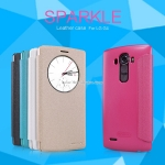 LG G4 - เคสฝาพับ Nillkin Sparkle leather case แท้