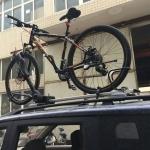 แร็คจักรยานไม่ถอดล้อ ไม่สัมผัสเฟรม br04-blacklock
