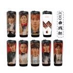 แก้วน้ำ EXO Universe -ระบุสมาชิก