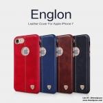 iPhone 7 - เคสหลัง หนัง Nillkin Englon Leather Case แท้