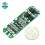3 Series 20A 12.6V BMS PCB Protection Board with Automatic Recovery for 18650 Li-ion Lithium Battery