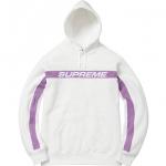 Hooded Supreme Stripe 17ss -ระบุสี/ไซต์*-