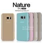 Samsung Galaxy S7 - เคสใส Nillkin Nature TPU CASE สุดบาง แท้