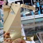 ฟิล์มกระจกโครเมี่ยม IPhone 6 / 6S สีทอง