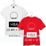 เสื้อยืด HBA Hood By Air [DE] -ระบุสี/ไซต์-