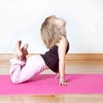 เสื่อโยคะ Yoga Mat 4mm สีชมพู พร้อมสายรัด และ กระเป๋า