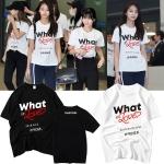 เสื้อยืด TWICE What is Love member -ระบุสี/ไซต์/สมาชิก-