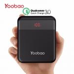YOOBAO Q20C แบตสำรอง 20000 mAh (Quick Charge 3.0) (Huawei FCP) แท้