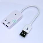 USB Sound Adapter Virutal 7.1 Channel