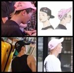 หมวก WACK แบบ Bobby iKON -ระบุสี
