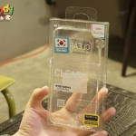 Samsung Galaxy S7 Edge - เคสใส TPU Clear Mercury Jelly Case แท้