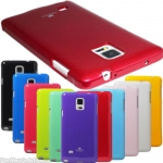 Samsung Galaxy Note4 - เคส TPU Mercury Jelly Case (GOOSPERY) แท้