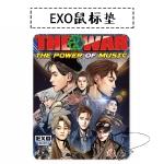แผ่นรองเมาส์ EXO THE POWER OF MUSIC SBD1430
