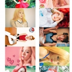 Card set Red Velvet 03 Russian Roulette (10pc)