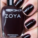 Zoya - Casey สีแดงไวน์เข้ม โทนสีสวยโดดเด่น