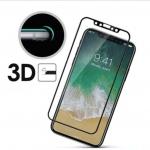 iPhone X (เต็มจอ/3D) - ฟิลม์ กระจกนิรภัย P-One FULL FRAME แท้