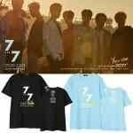 เสื้อยืด GOT7 7 FOR 7 You Are Logo -ระบุสี/ไซต์-