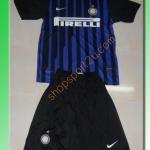 ชุดทีมเหย้า Inter Milan 2012 -2013