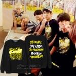 เสื้อแขนยาว GOT7 1st Fan meeting in Japan Love Train 2015 -ระบุสี/ไซต์-