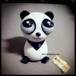 ตุ๊กตาบีบตาทะลัก คลายเครียด - Panda