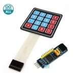 I2C Matrix 4x4 Keypad คีย์แพ็ด ปุ่มกด 4x4 แบบ I2C