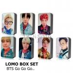 LOMO BOX SET BTS Go Go Go.. (30pc) -ระบุสมาชิก-