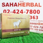 High Care Premium Sheep Placenta 60000 Plus Hyalunic Acid SALE 60-80% ฟรีของแถมทุกรายการ