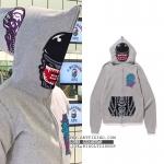 Jacket Hoodie BAPE® x ALIEN Full-zip -ระบุไซต์/สี-