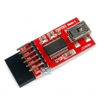 FTDI Platinum Program Downloader USB TTL FT232 Chip