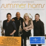 CD,Dave Koz and Friends Summer Horns