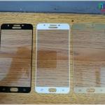 Samsung Galaxy J5 Prime (เต็มจอ) - ฟิลม์ กระจกนิรภัย P-One 9H 0.26m ราคาถูกที่สุด
