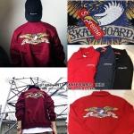 Jacket Supreme ANIT SKATEBOARDS HERO 16ss -ระบุสี/ไซต์-