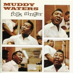 CD,Muddy Waters - Folk Singer