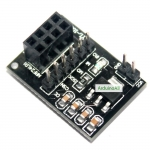 NRF24L01 Adapter 3.3V Wireless Module บอร์ดแปลงไฟสำหรับ โมดูลไร้สาย NRF24L01
