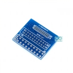 PCB Adapter 1.27mm 2.0MM 2.54MM board down interface 20P