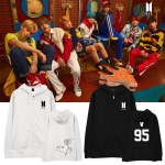 Jacket Hoodie BTS LOVE YOURSELF MEMBER -ระบุไซต์/สมาชิก-