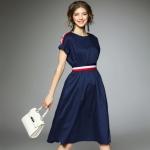5907030 / S M L XL / Dress& Set พรีออเดอร์ ชุดสวย ผ้าดี งานคัตติ้งยุโรปคุณภาพดีสมราคา สวยคอนเฟริ์ม