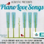 A coustic Presents Piano Love Songs 2CD