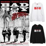 Hoodie Red Velvet BAD BOY -ระบุสี/ไซต์-