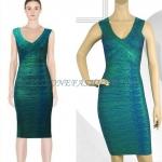 HV072 / Preorder Herve Legr Dress Style พรีออเดอร์เดรสไตล์ Hervr Leger เดรสผ้ายืด ใส่สวยเน้นรูปร่า